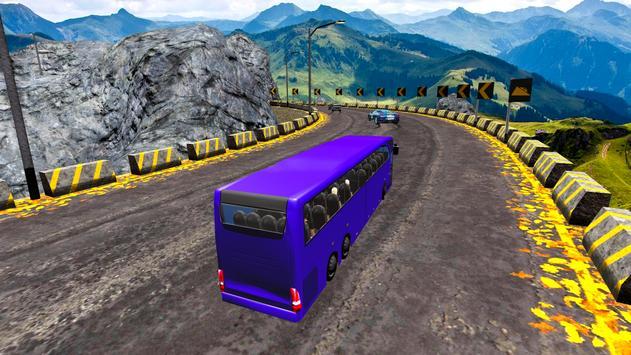 Coach Bus Simulator Off Road Bus Mountain Drive screenshot 9