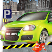 Car Parking Game Simulator 3D icon