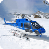 Helicopter Games Rescue Helicopter Simulator Game アイコン