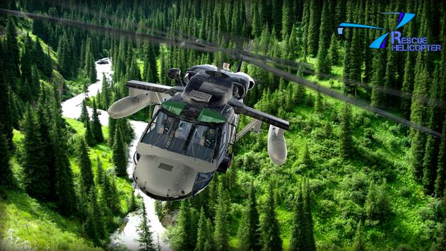 Helicopter Games Rescue Helicopter Simulator Game スクリーンショット 1