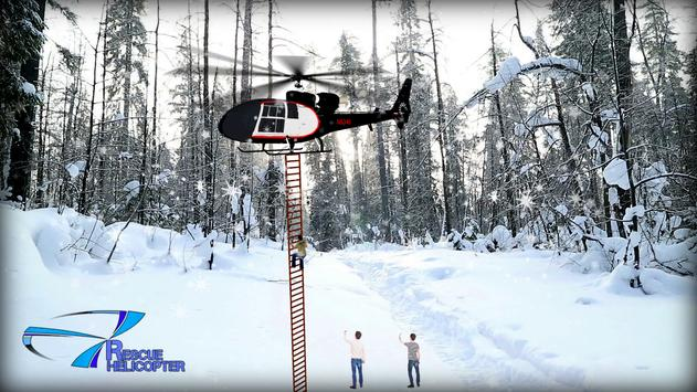 Helicopter Games Rescue Helicopter Simulator Game スクリーンショット 6