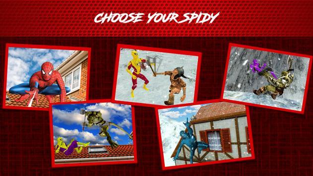 Super Spider Hero: Amazing Spider Super Hero Time screenshot 7