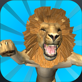 Animal Rampage 3D Simulator icon