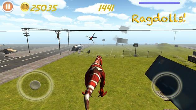 Animal Rampage 3D Simulator screenshot 1