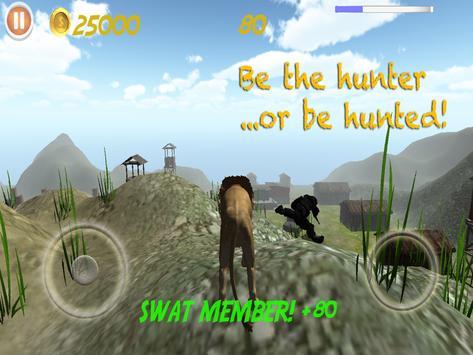 Animal Rampage 3D Simulator screenshot 7