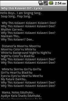 Why This Kolaveri-All Versions screenshot 4