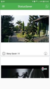 Status Downloader untuk WA 2018 screenshot 2