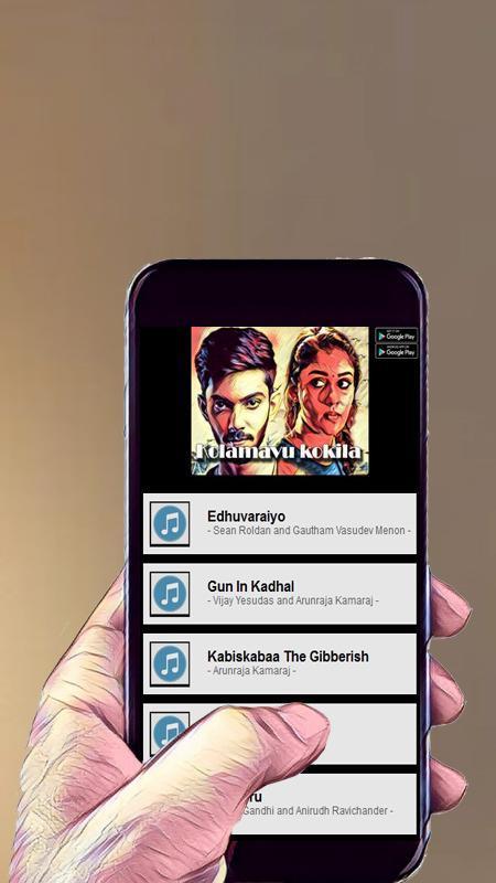 kolamavu kokila movie video songs download.com
