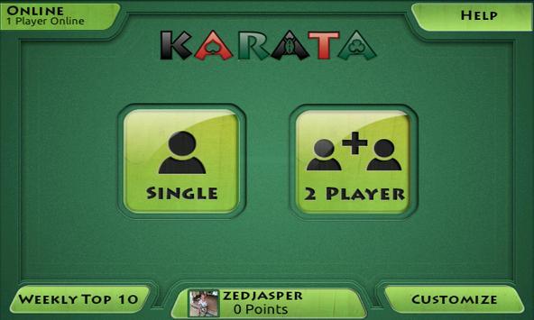 Karata poster