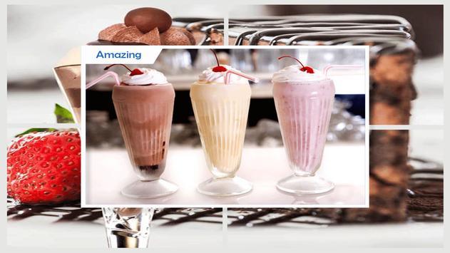 Delectable Milkshake Recipes screenshot 2