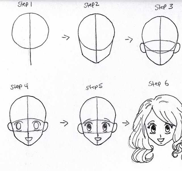 Dibujo Anime Paso A Paso For Android Apk Download