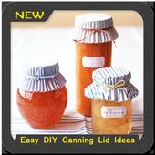 Easy DIY Canning Lid Ideas icon