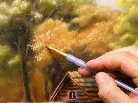 Easy Oil Painting Tutorial screenshot 1