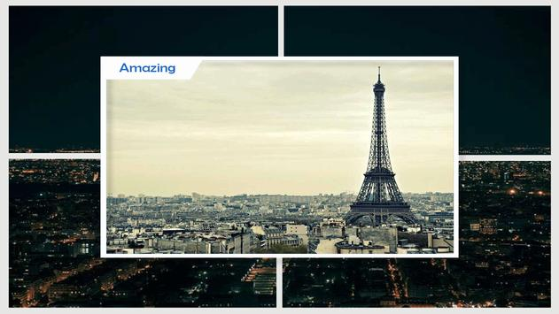 Paris by Night Wallpaper screenshot 2