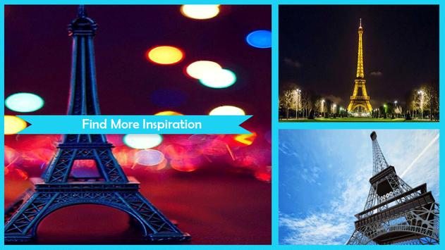 Paris by Night Wallpaper apk screenshot