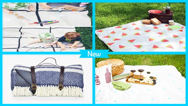 Summer DIY Picnic Blanket apk screenshot