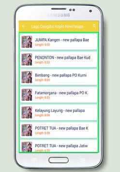 Dangdut Koplo Saweran Mp3 screenshot 1