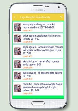 Dangdut Koplo Saweran Mp3 screenshot 2