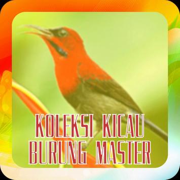 Koleksi Kicau Burung Master poster