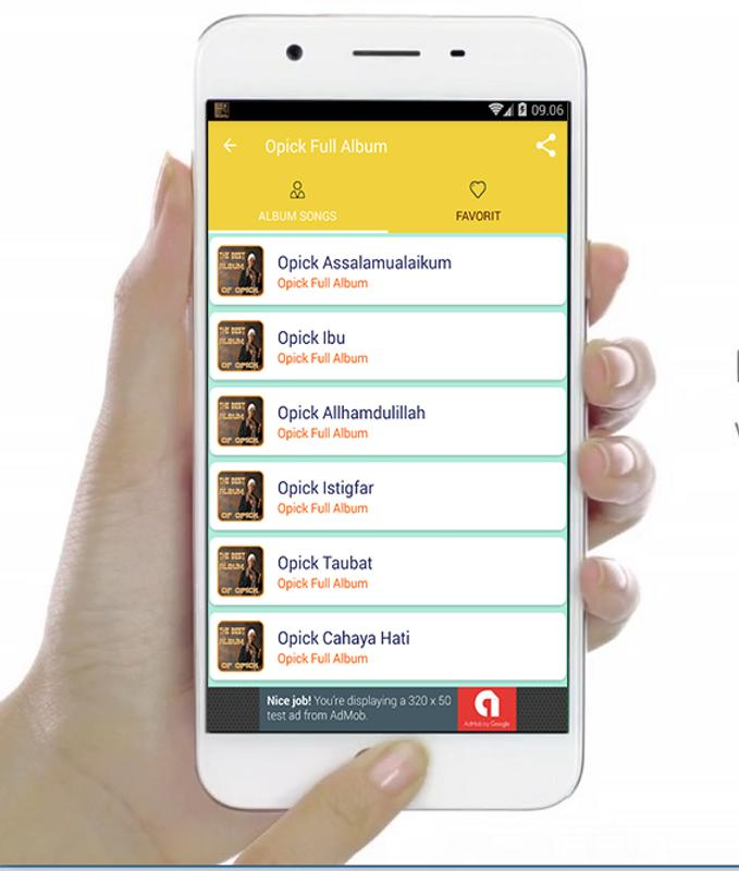 Best album religi opick for android apk download.