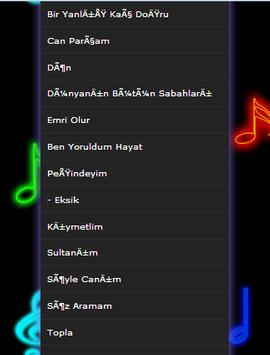 Mustafa Ceceli Mp3 Songs apk screenshot