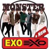 EXO songs KPOP collection mp3 icon