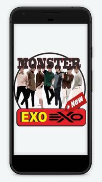 EXO songs KPOP collection mp3 apk screenshot