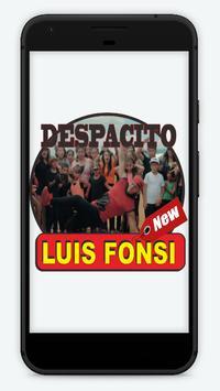 Song collection luis fonsi - Despacito Mp3 screenshot 1