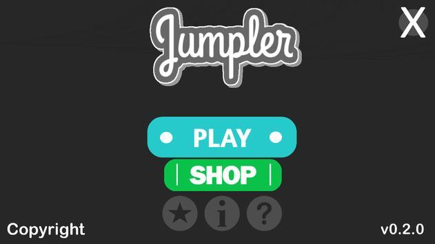 Jumpler poster