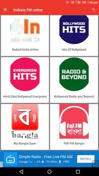 Kolkata FM Radio Live Online apk screenshot