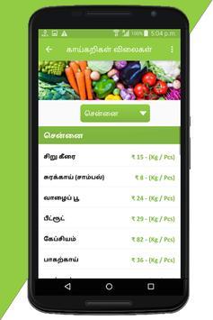 Tamilnadu Daily Market Prices screenshot 1