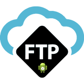WiFi FTP Android icon
