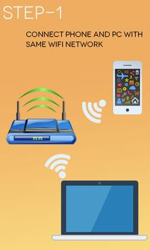 WiFi FTP Android poster
