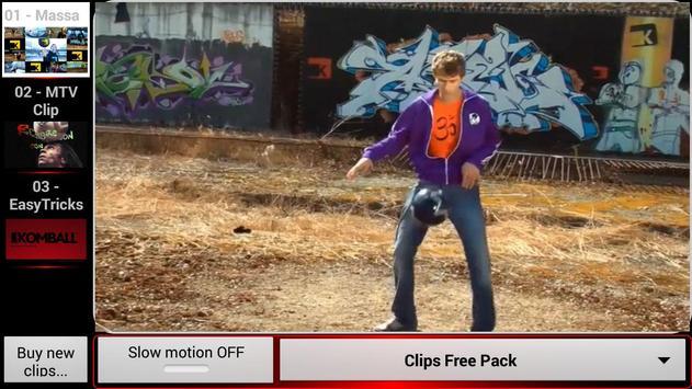 Komball Freestyle Soccer apk screenshot
