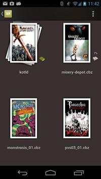 Komik Reader - Free screenshot 3