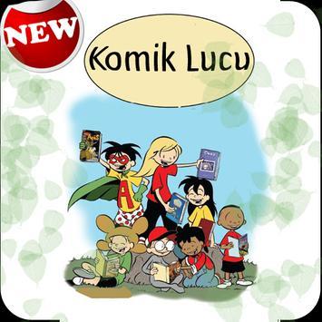 New Komik Lucu Bikin Ngakak poster