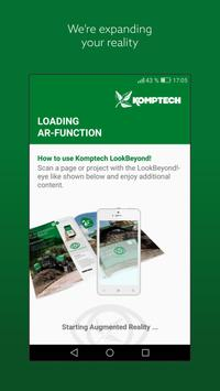 Komptech LookBeyond! screenshot 2