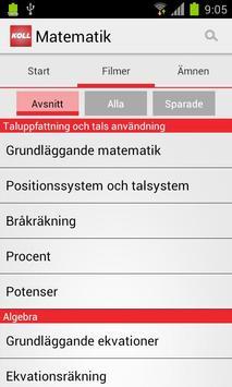 Koll på Matematik [Gratis] apk screenshot