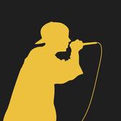 Battle Me: Rap Maker and Hip Hop Studio. Community icon