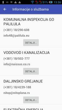 Komunalko - Niš screenshot 5