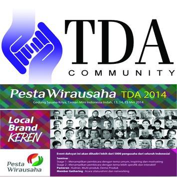 Komunitas TDA poster