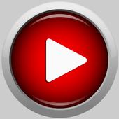 MP4 3GP AVI 4K HD Video Player icon