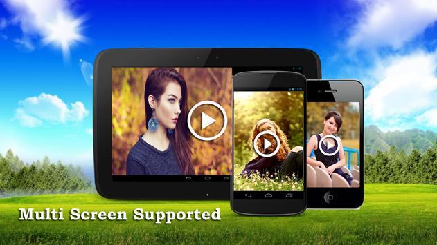 MP4 3GP AVI 4K HD Video Player apk screenshot