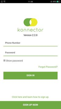 Konnector poster