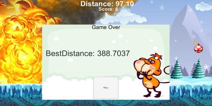 Monkey Jumper apk screenshot