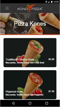 Kono Pizza screenshot 1
