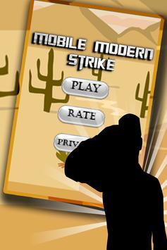 Mobile Modern Strike poster