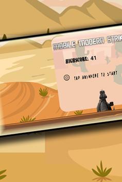 Mobile Modern Strike screenshot 1