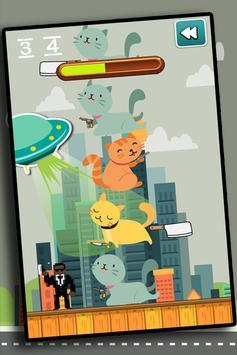 Alien Cats Invasion Battle screenshot 2