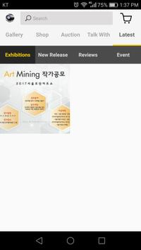 Art Mining apk screenshot